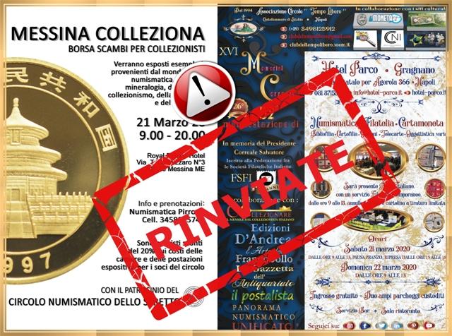 21 e 22 marzo: Collezionismo a Napoli, il Memorial Correale Rinviato%20web