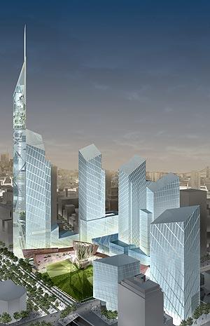 Quel bâtiment est le plus laid, selon vous? - Page 3 Projet-Ground-Zero