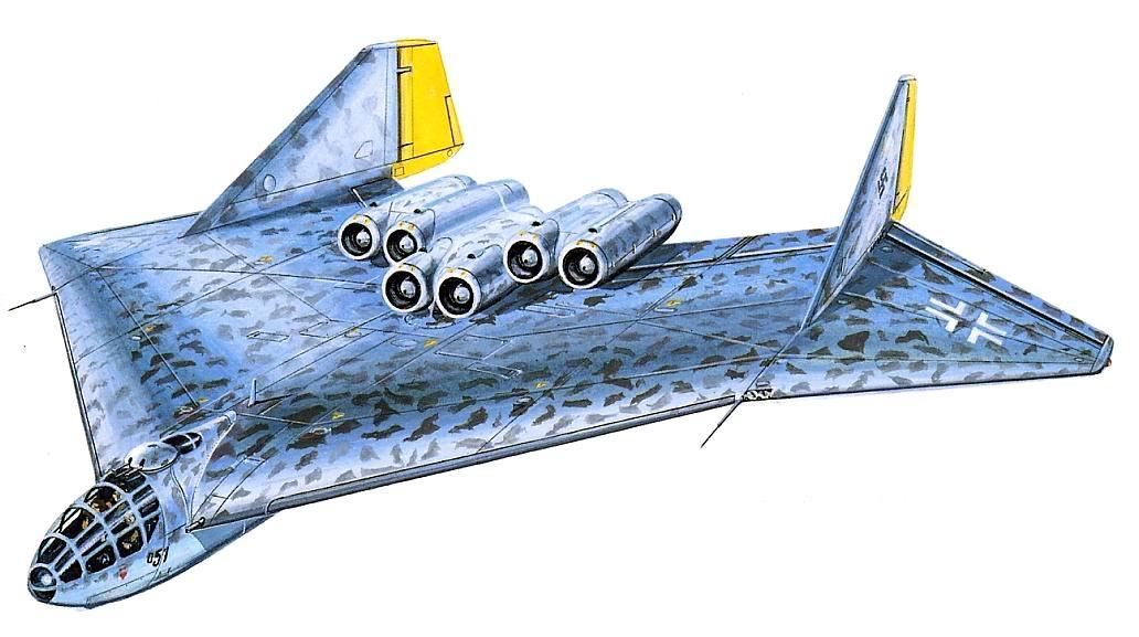 Arado Ar.E.555/1  [1:72 - Revell] Arado_e555-1_02