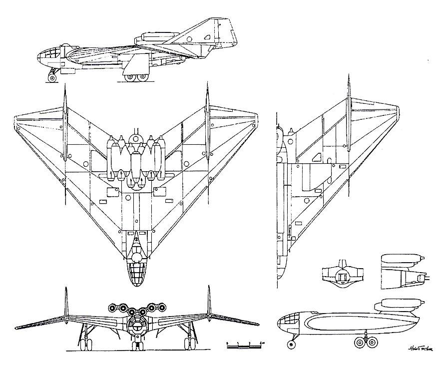 Arado Ar.E.555/1  [1:72 - Revell] Arado_e555-1_06