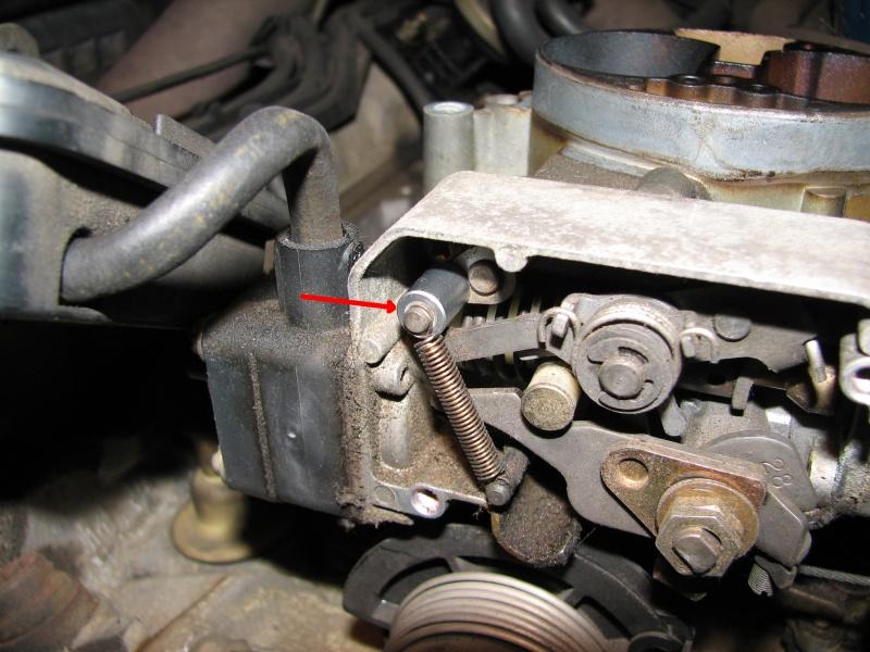 [TUTO] Fonctionnement et réglage carburateur solex 34-34 Z 1 T_img_1878_entretoise_volet_de_starter