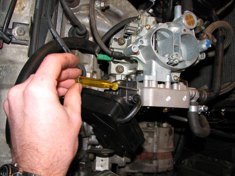 [TUTO] Fonctionnement et réglage carburateur solex 34-34 Z 1 T_reglage_III_sonde_thermodilatable