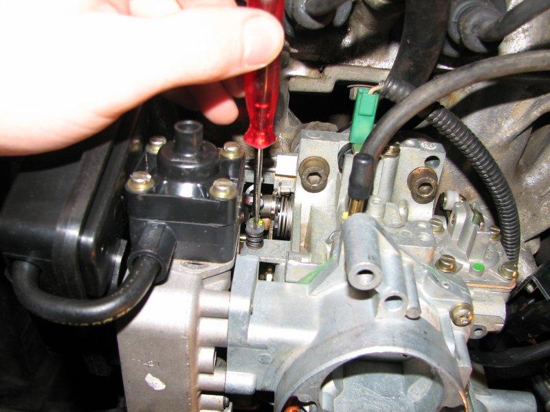 [TUTO] Fonctionnement et réglage carburateur solex 34-34 Z 1 T_reglage_I_regime_de_ralenti