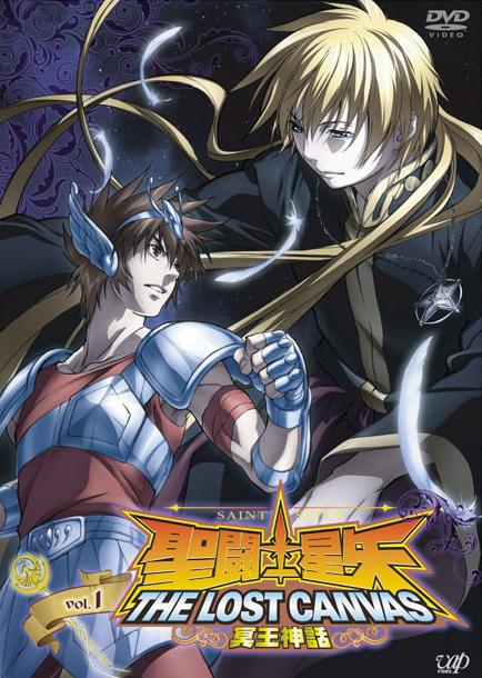 Nos quedamos sin tercera temporada del Lost Canvas en su versión anime The-lost-canvas-ova-1