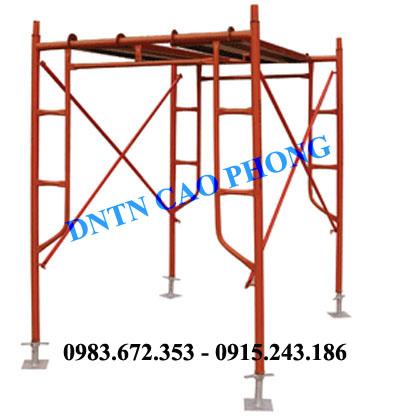 Báo giá cốp pha thép, giàn giáo xây dựng, phụ kiện, thiết bị thi công xây dựng Giao-hoan-thien-cao-phong-GG01