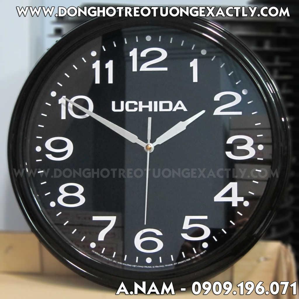 Chợ linh tinh: Sản xuất đồng hồ - In logo, nội dung theo yêu cầu U80%20UCHIDA%20(1)%20%20-%20dong%20ho%20treo%20tuong%20-%200909.196.071%20-%20A.Nam