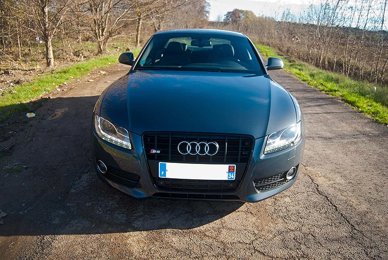 Audi A5 08