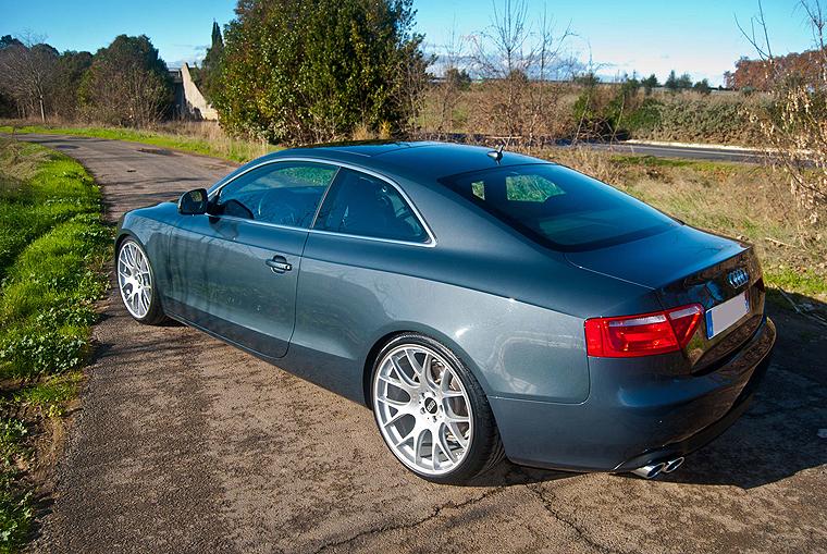 Audi A5 09
