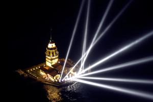 منارة الفتاة (برج الفتاة ) في اسطنبول  Kizgec-300x200