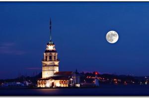 منارة الفتاة (برج الفتاة ) في اسطنبول  Kk55zn0ni-300x200