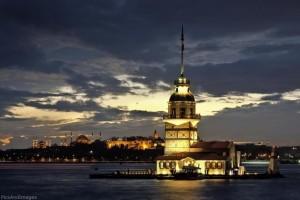 منارة الفتاة (برج الفتاة ) في اسطنبول  Kule24-300x200