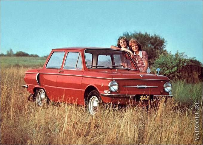 Ностальгия по Советским временам. - Страница 2 1319741875_ussr-cars-03