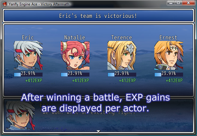 [RGSS3] Script de fin de combat. Victory Aftermath Va-02