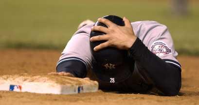 2015 MLB Season Gipson