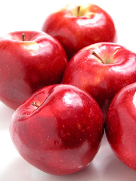Crveno ... Red-apples2