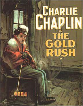 Filmografía de Charles Chaplin La-quimera-del-oro