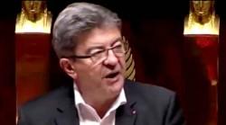 LFI : La France insoumise se lance .Melenchon_AN_13_juillet_s