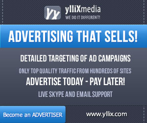 اعلن على yllix.com عن منتجاتك أو موقعك بأرخص الأسعار وأفضل الخدمات ووفر فلوسك 300x250