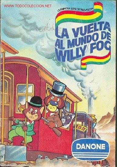 Imágenes que nos recuerdan nuestra infancia - Página 3 Willy-Fog
