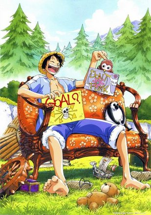 one piece picture One-piece