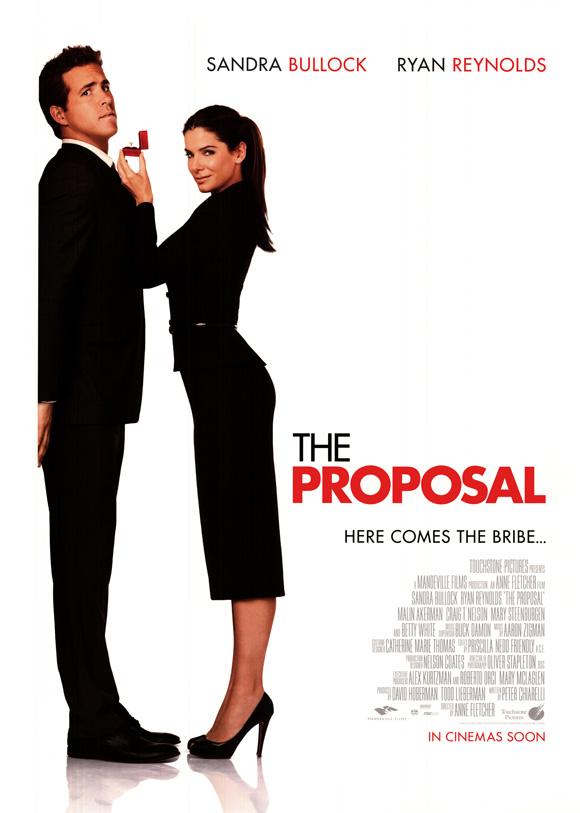 Series, peliculas y actores sobrevalorados The-proposal