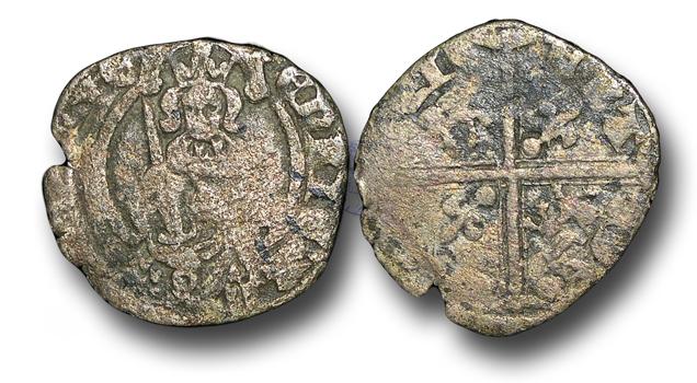 Hardi de Henry IV de Aquitania (1399-1413) AG227X2