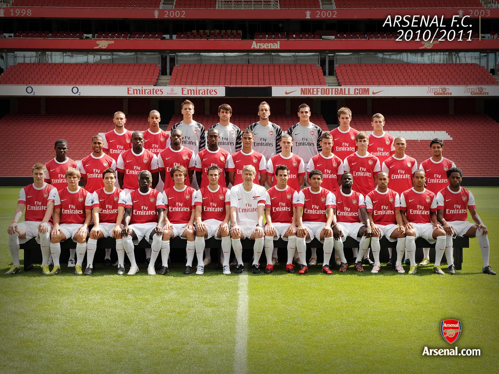 Hilo del Arsenal WallPaper-Arsenal-2010