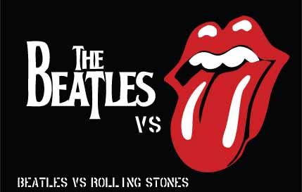 Etes vous plutôt Beatles ou Rolling Stones ? X392ysv0