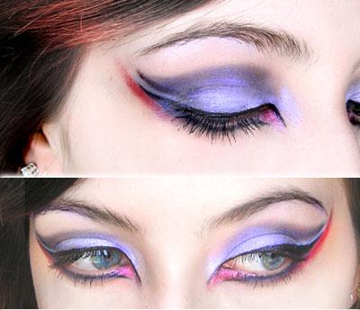 Zanimljivi make up - make up artist Evening-make-up2