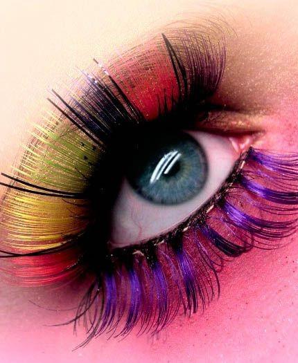 Zanimljivi make up - make up artist Hot-make-up