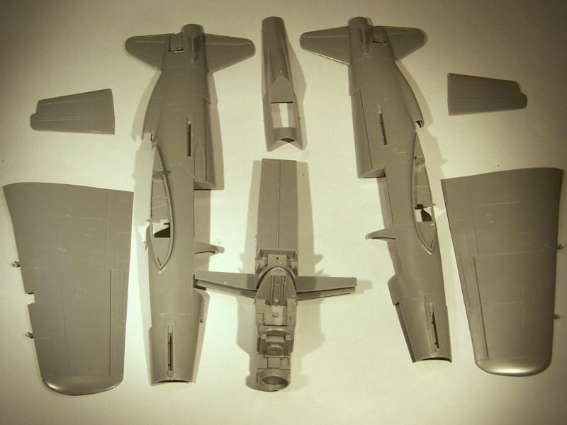 Dornier Do-335 A Pfeil [Tamiya 1/48 - MAJ : 31/12/11] Voilaaaaaa c'est fini !  Mon00