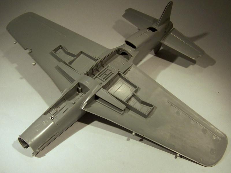 Dornier Do-335 A Pfeil [Tamiya 1/48 - MAJ : 31/12/11] Voilaaaaaa c'est fini !  Mon03