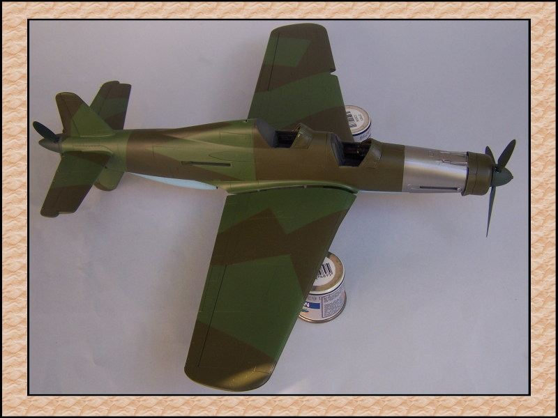 [Tamiya 1/48] Dornier Do335A-12c'est fini! Mon26