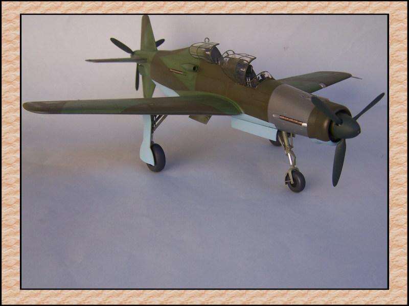 [Tamiya 1/48] Dornier Do335A-12c'est fini! Mon36