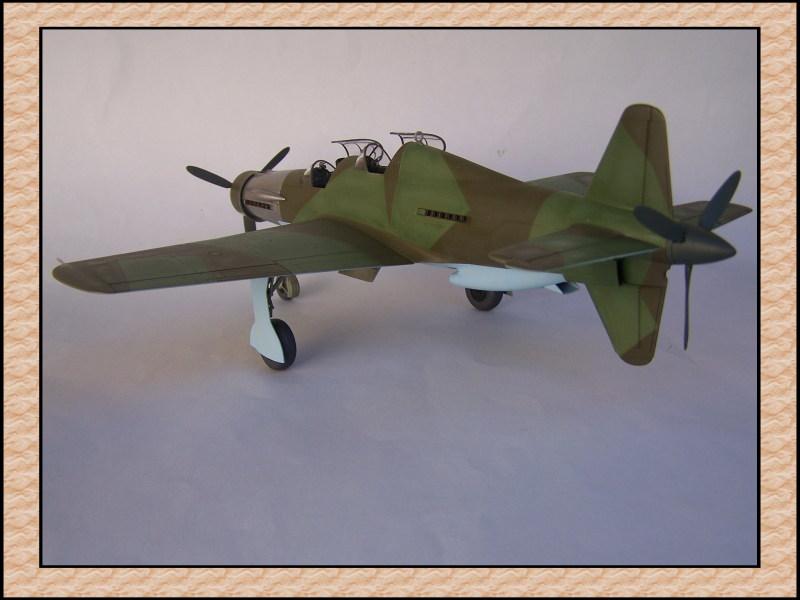 [Tamiya 1/48] Dornier Do335A-12c'est fini! Mon38