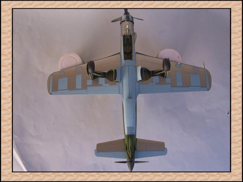 [Tamiya 1/48] Dornier Do335A-12c'est fini! Mon40