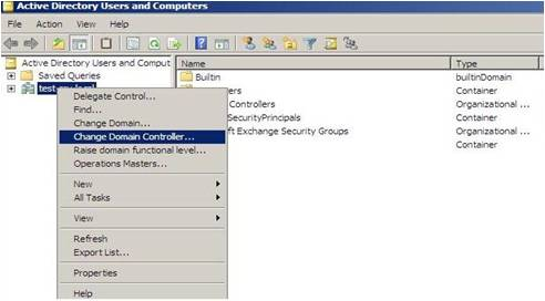Active Directory Snapshots Windows 2008 18