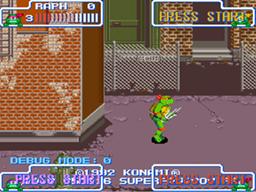 Turtles in Time - Cowabunga Edition! [Beathem'Up] Screenshot05