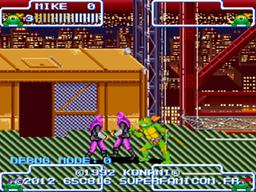 Turtles in Time - Cowabunga Edition! [Beathem'Up] Screenshot06