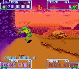 Turtles in Time - Cowabunga Edition! [Beathem'Up] Screenshot12