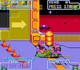 Turtles in Time - Cowabunga Edition! [Beathem'Up] Screenshot13