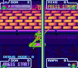 Turtles in Time - Cowabunga Edition! [Beathem'Up] Screenshot14