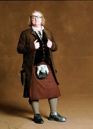 Harry Potter Maugrey