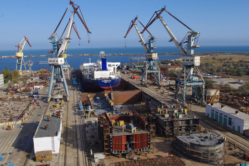Russian Naval Shipbuilding Industry: News - Page 4 Dock