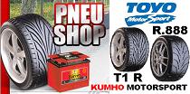 Site de vente de pneus TOYO