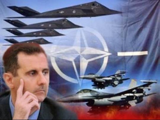 HB17 - SYRIE : Le début de la guerre orchestrée par la CIA via l'OTAN  1509786780