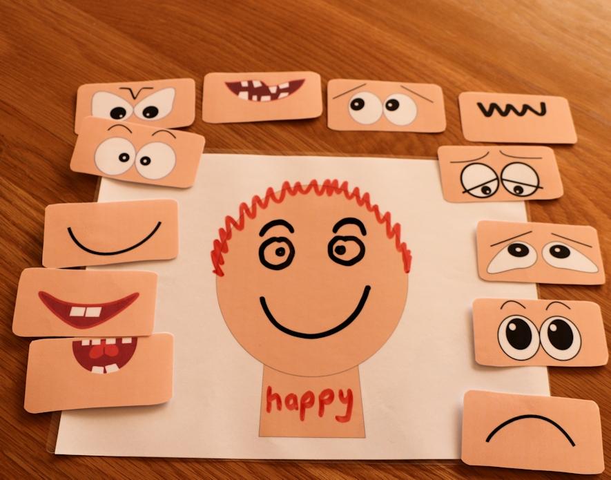 Deca i emocije igrom Lice3