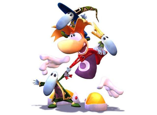 Elige al mejor personaje (videogame edition) Rayman1