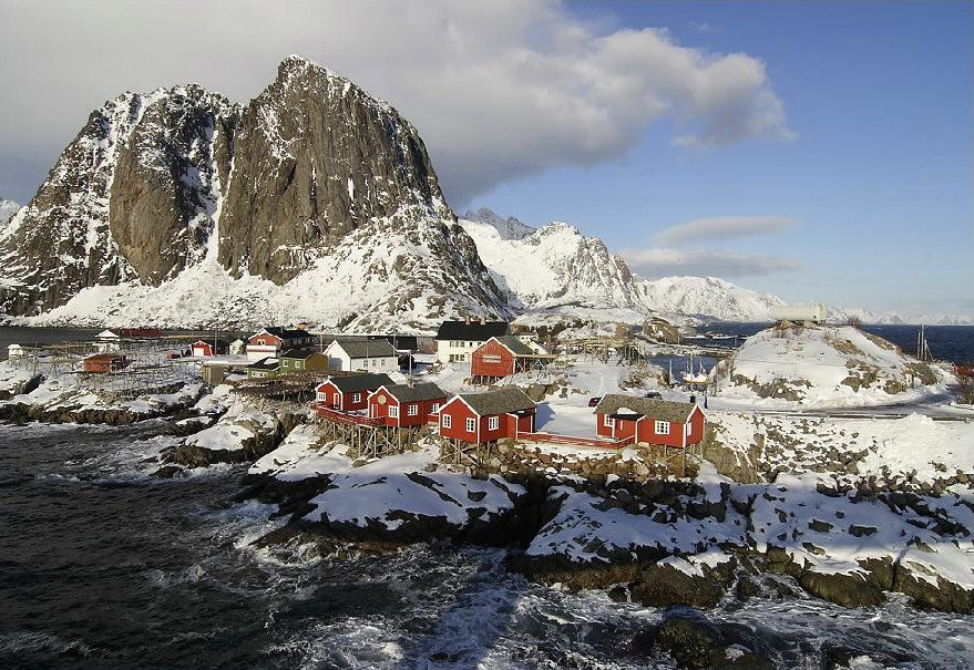 Роскошные пейзажи Норвегии - Страница 3 4666f39fe4ffe698e65be53e5d898ad0_33668
