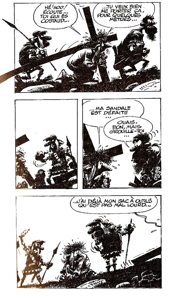 Viñetas de colores: Tebeos, manga, cuadrinhos, comic-books - Página 2 Chemindecroix